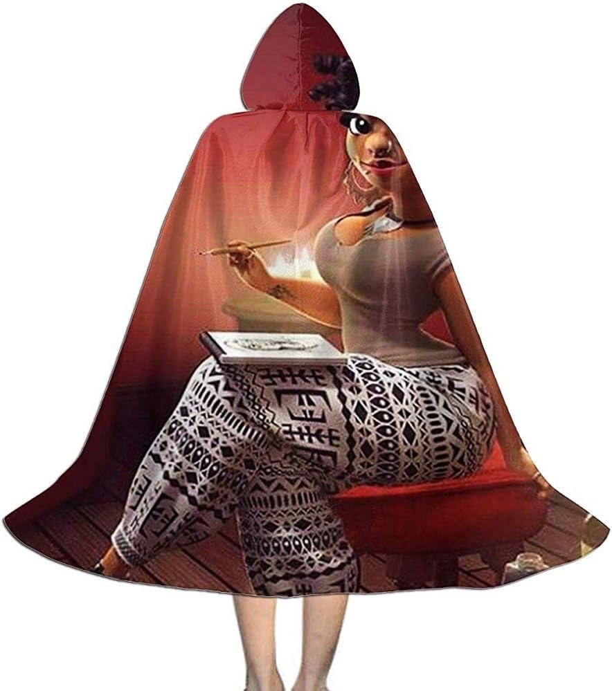 KDU Fashion Disfraz De Mago,Halloween Navidad Niño Cosplay Capa ...