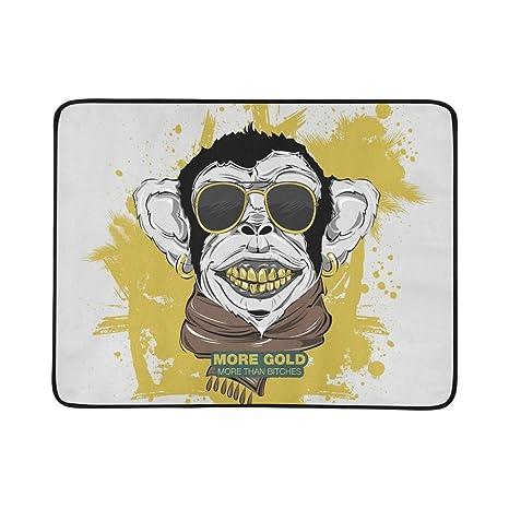 KAOROU Swag Mono Bufanda Gafas de Sol Estampado de Camiseta ...