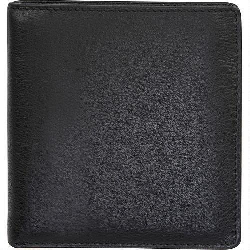 0cd074cf696 Wilsons Leather Mens Cashmere Leather Hipfold Black  Amazon.ca ...