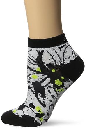 1cc97b42f1d Koi Women's Novelty Ankle Socks with Fun Print Design, Big Splash, One Size