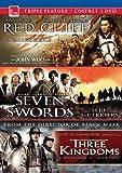 eOne Triple Feature Set 19 (Red Cliff - Theatrical Cut, Seven Swords, Three Kingdoms)