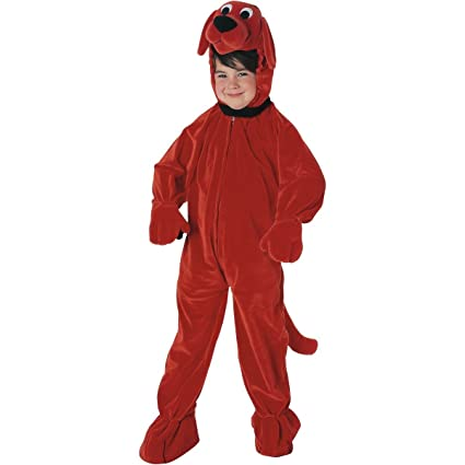 Rubieu0027s Costume Co Clifford Big Red Dog Costume Small Small  sc 1 st  Amazon.com & Amazon.com: Rubieu0027s Costume Co Clifford Big Red Dog Costume Small ...