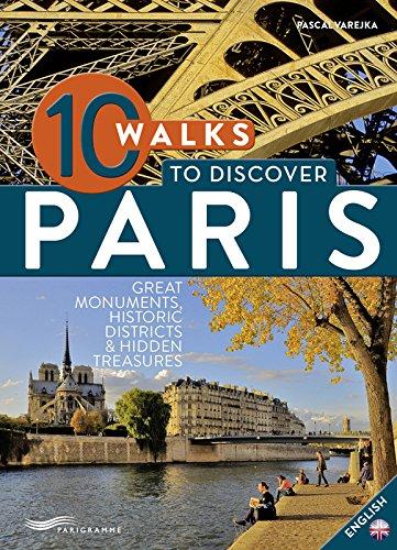 10 walks to discover Paris [ English edition ] (French Edition) pdf epub