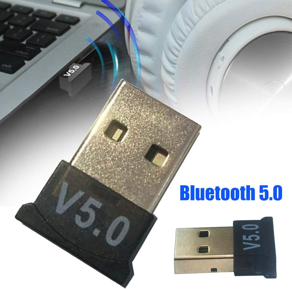 USB Adapter Wireless Bluetooth Music Audio Receiver Speaker Transmitter for PC hudiemm0B Bluetooth Audio Receiver