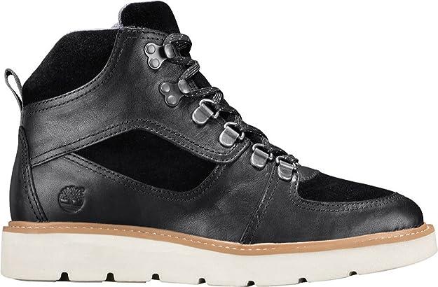Chaussures Noir Hiker Timberland Kenniston Femme qfztv