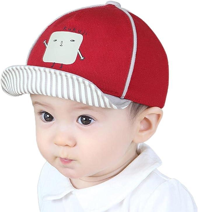 QinMM Sombrero y Gorra de Dibujos Animados Lindo de Las niñas y ...