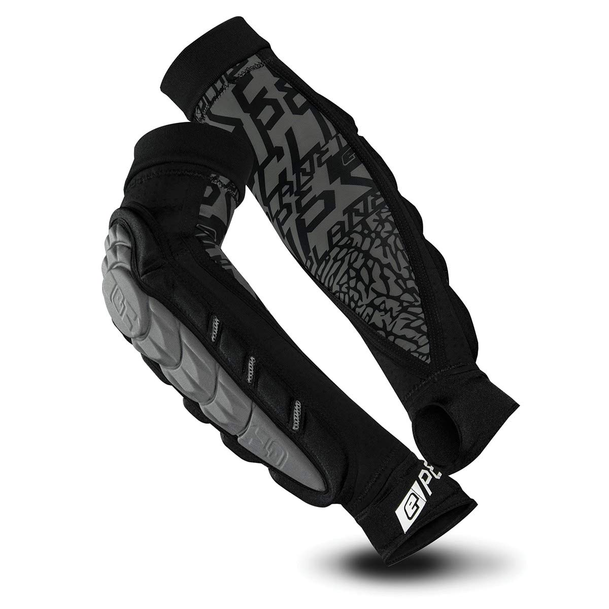Planet Eclipse Overload HD Core Elbow Pads - Fantm Shade - Large by Planet Eclipse