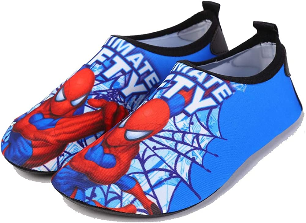 Quick-Drying Beach Shoes Spider-Man