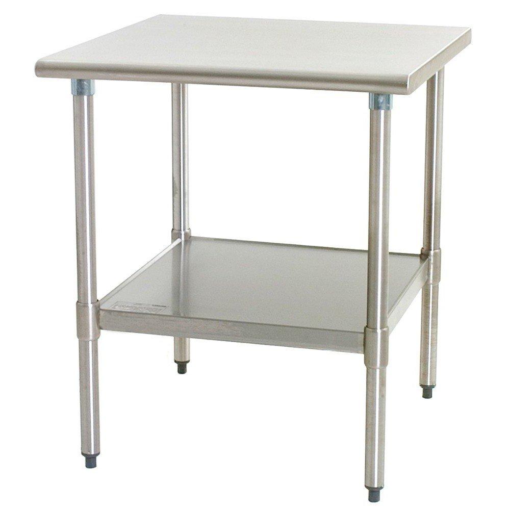 24'' X 18'' Work Table Stainless Steel Food Prep Worktable Restaurant Supply