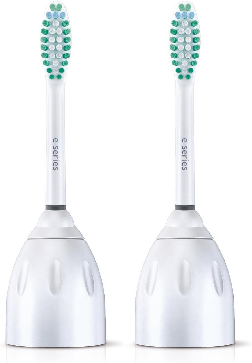 Bianco i Philips Sonicare e-Series HX7022//26 testina per spazzolino 2 pezzo