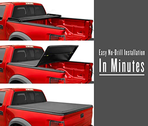 MaxMate Tri-Fold Truck Bed Tonneau Cover