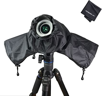 Funda venterior impermeable cámara Protector de pantalla para ...