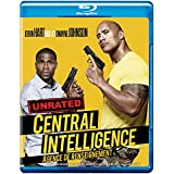 Central Intelligence (Bilingual) [Blu-ray]
