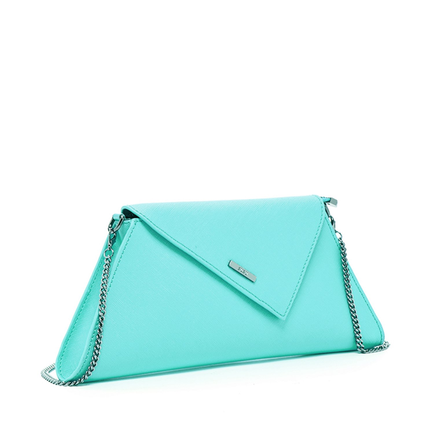 SUSU The Angelica Leather Clutch Purse Evening Bags For Women Fits iPhone 8 Plus and Wallet 11 Colors