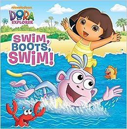 Buy Swim, Boots, Swim! (Dora the Explorer) (Pictureback(R