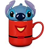 Disney Stitch Mug with Lid