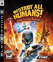 Amazon.com: Destroy All Humans! Path Of The Furon: Video Games