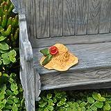 1 X Miniature Fairy Garden Hat, Sun Review