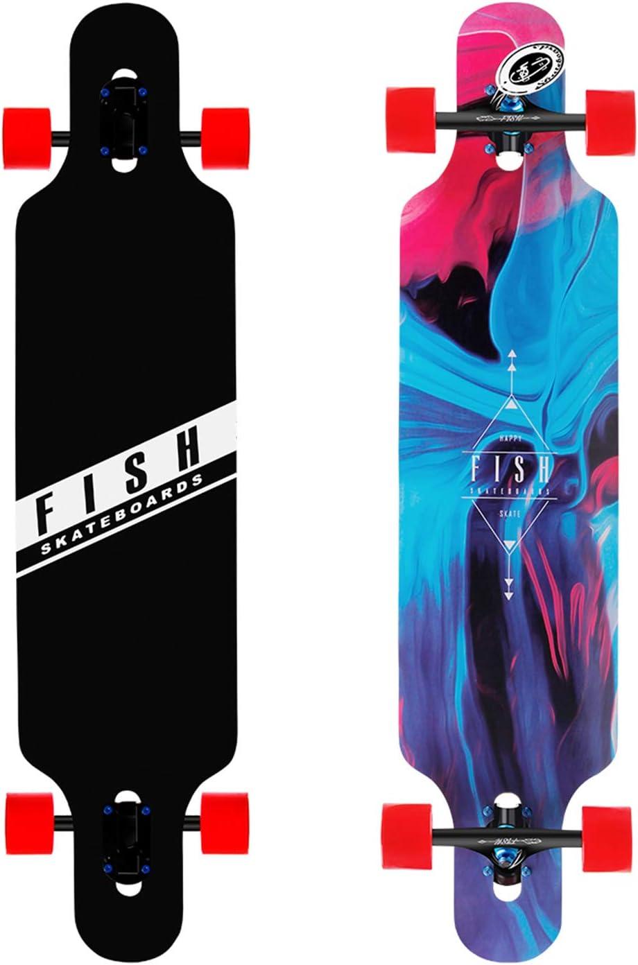 Fish Downhill