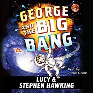 George and the Big Bang Audiobook