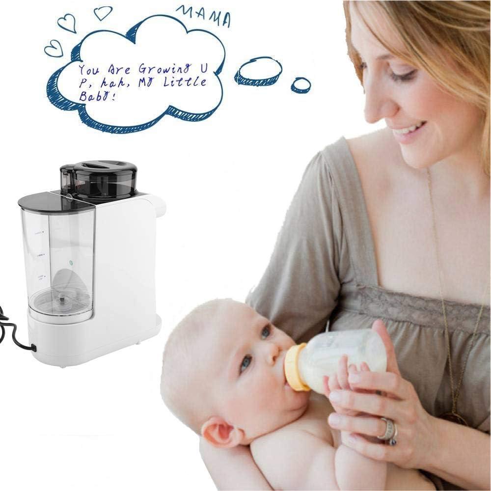 EU 1.8L Intelligente Multifunktions Milchpulver Braumaschine mit automatischer Einstellung von Milchkonzentration Kapazit/ät und Temperatur Hongzer Milchpulver Mischer Hersteller f/ür Baby