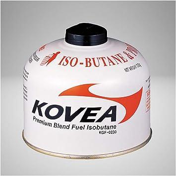 Bombona, cartucho de gas, de rosca cartucho premium blend fuel{230} Kovea