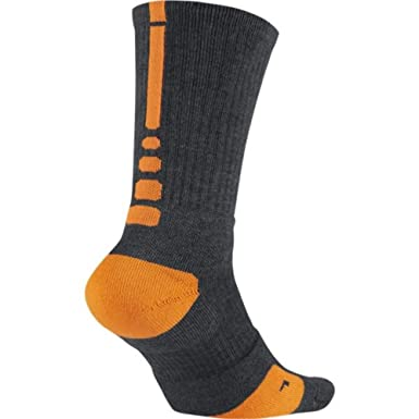 ff9be4157 Image Unavailable. Image not available for. Color: Nike Elite Men's  Basketball Crew Socks ...