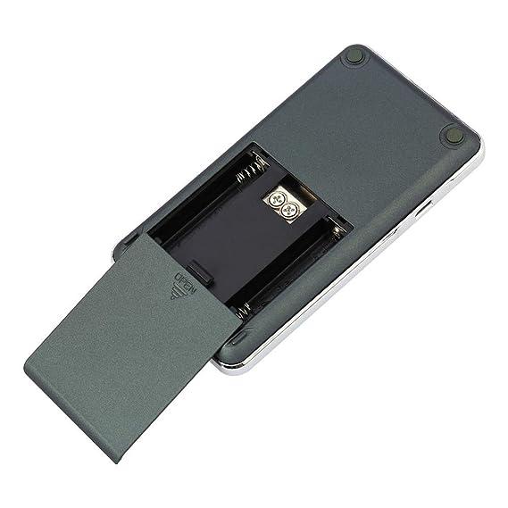 AMZVASO - 1000gx0.1g Mini Digital Scales balance Pocket balanza Jewelry Electronic Scales Precision joyeria Balance pesas bascula scale - - Amazon.com