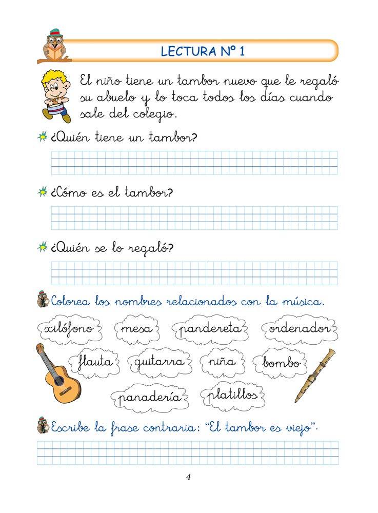 Lecturas comprensivas 6 - Leo Párrafos: Amazon.es: José Martínez Romero: Libros