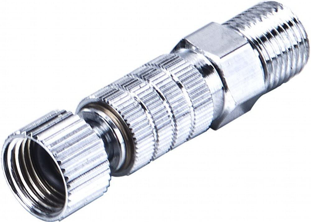 1//8/herrajes Airbrush Quick Disconnect Release Coupling Adapter Connecter