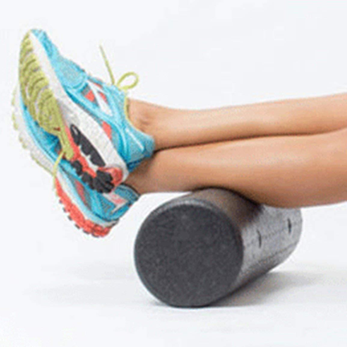 Fantasyworld Extra Firm Yoga Column High Density EPP Foam Roller Muscle Back Pain Trigger Yoga Massage Myofascial Release