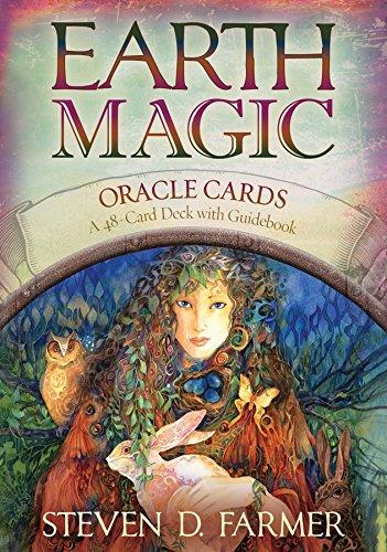 Earth Magic Oracle Cards: A 48-Card Deck and (Card Magic Shop)