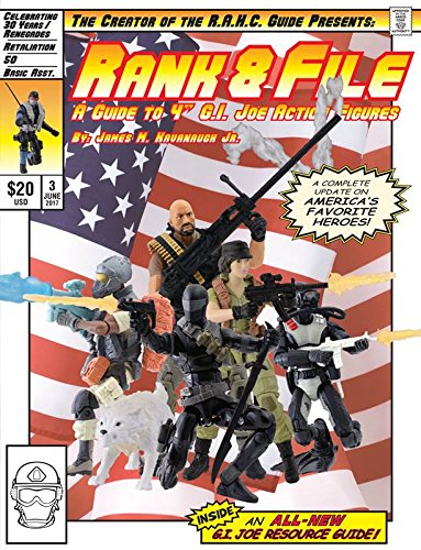 "Rank & File A Guide to 4"" G.I. Joe Action Figures Volume 3"