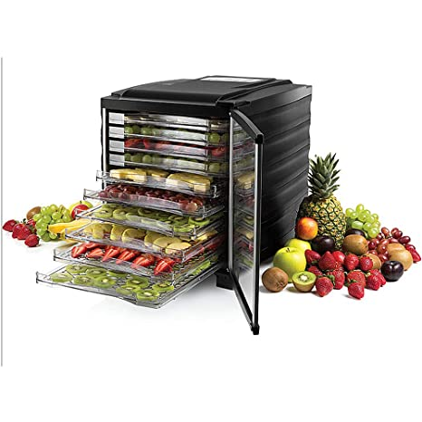Ttbf Deshidratador de Alimentos Fruta Carne Máquina ...