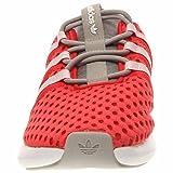 adidas WOMENS SL LOOP RACER SNEAKER Red