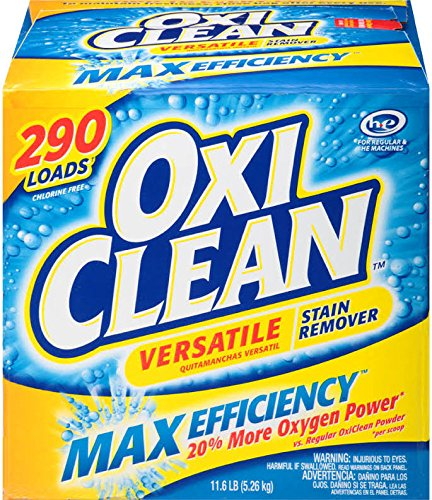 OxiClean Versatile Stain Remover 290 loads (11.6 lbs)