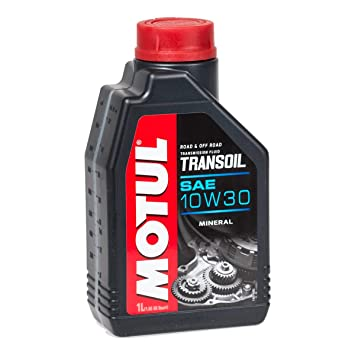 Motul - Aceite transoil 10W30 para caja de cambios de 2 tiempos, 1 L: Amazon.es: Coche y moto