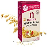 Nairn's Gluten Free Scottish Oatcake Crackers 213g (7.51 oz)   4 Packs Total 852g