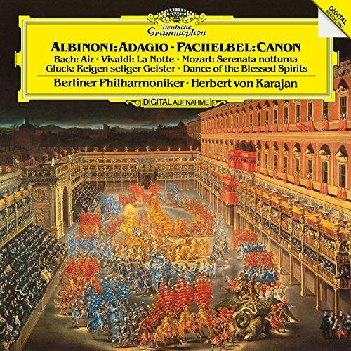 Albinoni Adagio Pachelbel Canon Vivaldi