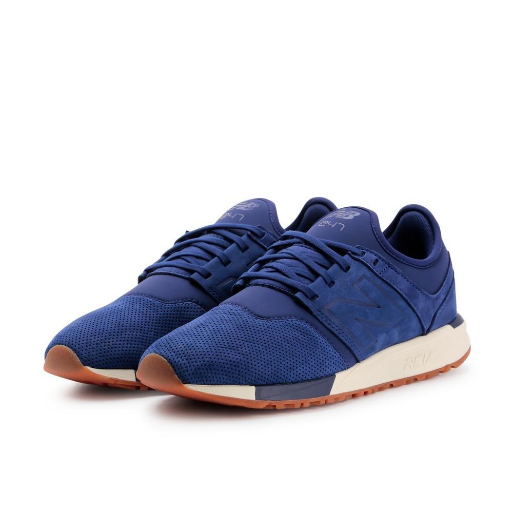 New Balance Herren 247 Classic Mesh Sneaker  43 D EU|Basin/Sea Salt