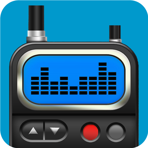 Scanner 911 Free - Police Scanner and Police Radio, Fire Radio and Emergency Talk