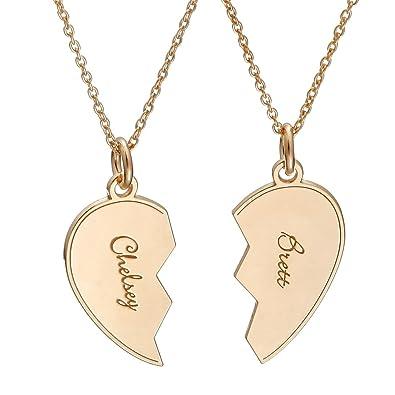 e5ab917c4bd6 Broken Heart Necklace