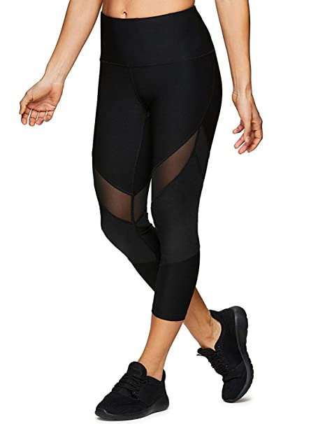 dh Garment Mallas 3/4 Mujer Fitness Leggins Elásticos ...