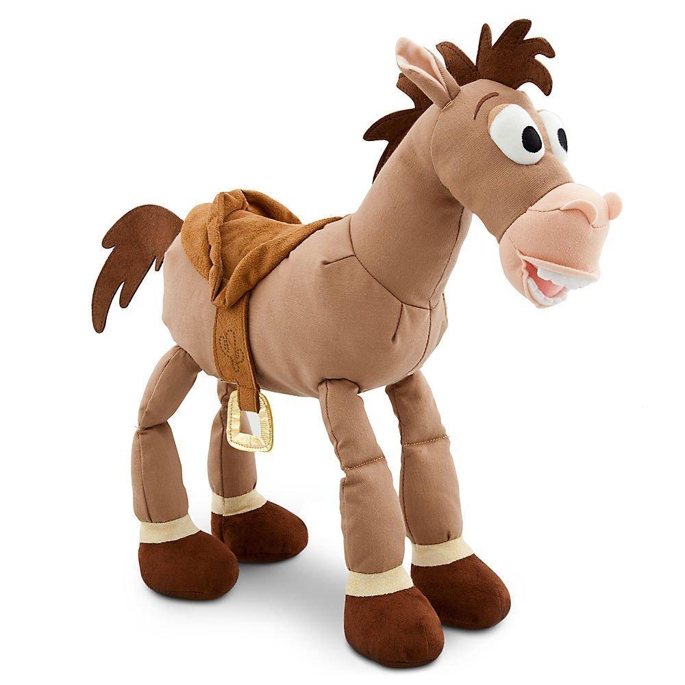 Disney / Pixar Toy Story Exclusive 17 Inch Deluxe Plush Figure Bullseye The Horse Disney Store