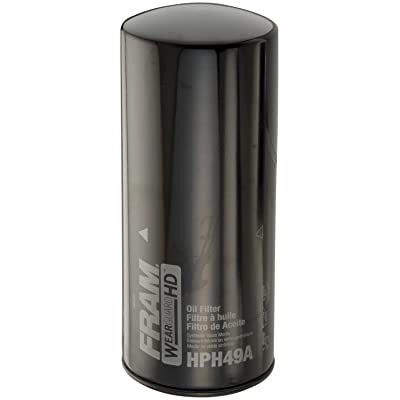 Fram HPH49AFP Lube Spin-On Filter: Automotive