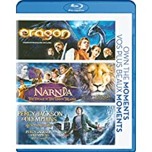 Eragon / The Chronicles of Narnia: The Voyage of the Dawn Treader / Percy Jackson and the Olympians: The Lightning Thief