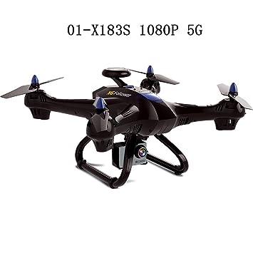 Calistouk Global RC Drone 6 ejes X183 GPS 5.8G con 1080P WiFi FPV ...
