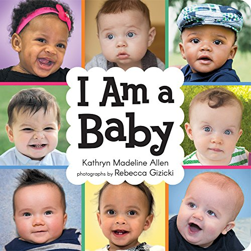 """I am a baby, this is my crib, this is my high chair, this is my bib.""   Photos of happy babies and words that encourage make this an irresistible read-aloud for every child and family. From the author of the critically acclaimed A Kiss Means..."