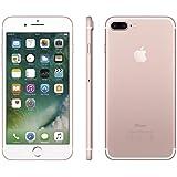 "Apple iPhone 7 Plus SIM única 4G 128GB Oro rosado - Smartphone (14 cm (5.5""), 1920 x 1080 Pixeles, Plana, IPS, 1300:1, Multi-touch)"