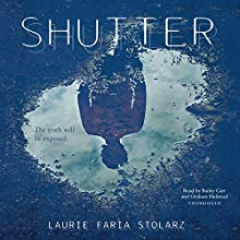 Shutter Audiobook by Laurie Faria Stolarz Narrated by Bailey Carr, Graham Halstead